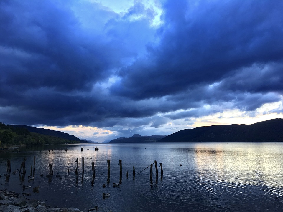 Le Loch Ness et le mythe du monstre