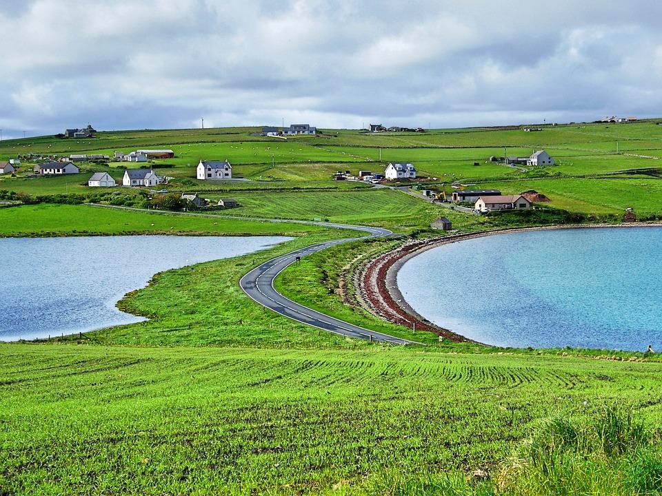 îles d'Ecosse