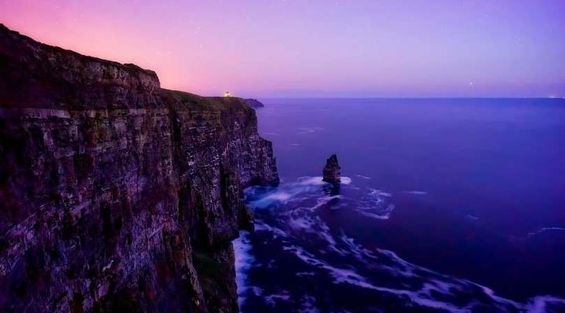 endroits d'Irlande