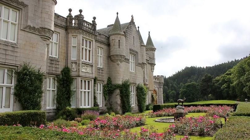 meilleurs châteaux d'Écosse