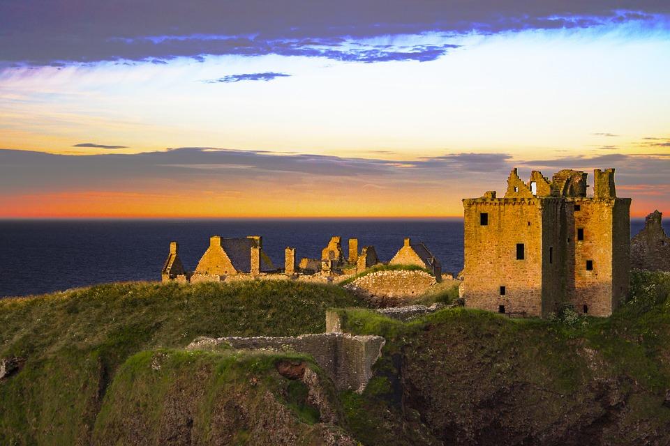 Read more about the article Le château de Dunnottar